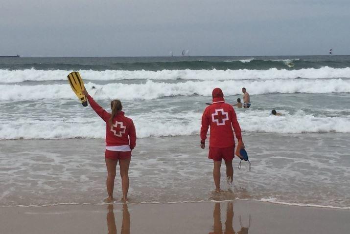 Los socorristas de Cruz Roja se convierten en 'agentes de sensibilización' frente al Covid