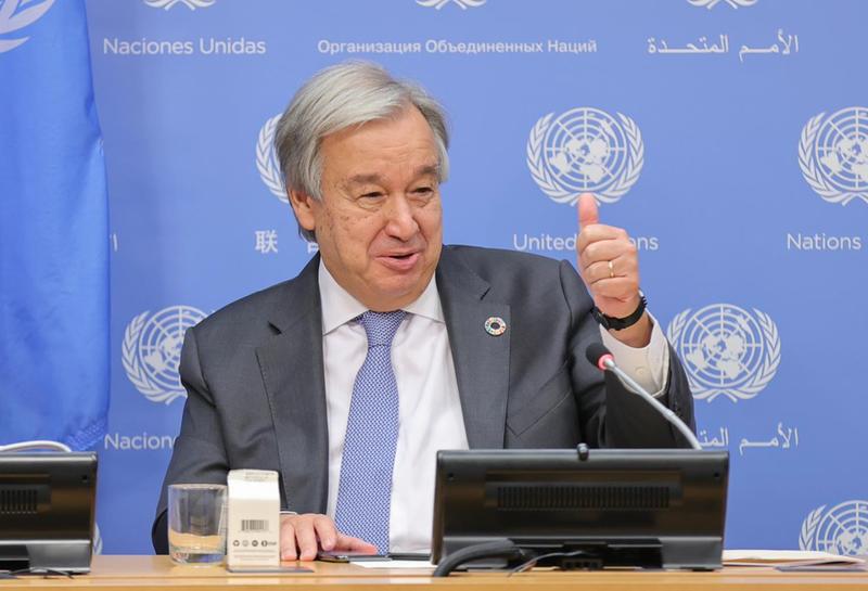 ONU apela a la solidaridad para financiar una vacuna