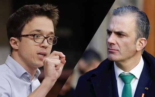 Errejón vs Ortega Smith