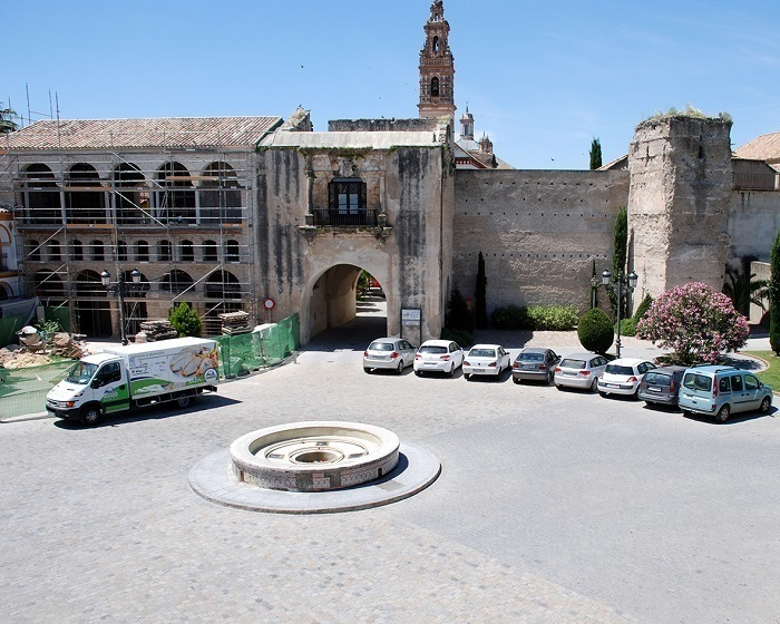 plaza andalucia palma del rio reurbanizacion caso histórico