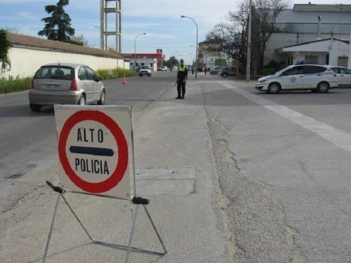 La Policía Local de Córdoba efectuará controles de alcohol y drogas del 9 al 15 de diciembre