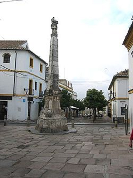 San Rafael Plaza del Potro