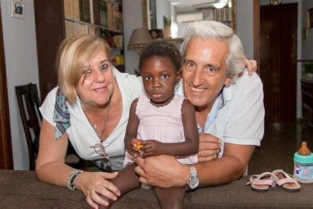La Fundación Tierra de Hombres premiada en España por su labor de operar y cuidar a niños africanos gravemente enfermos