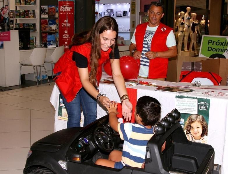 Carrefour Juguetes Ninos 1 Ano.Fundacion Solidaridad Carrefour Y Cruz Roja Ponen En Marcha
