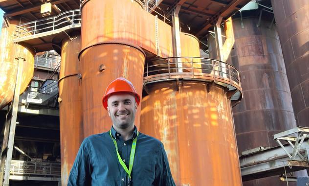 El joven ingeniero español Rubén Mocholí, premiado por su talento en Alemania