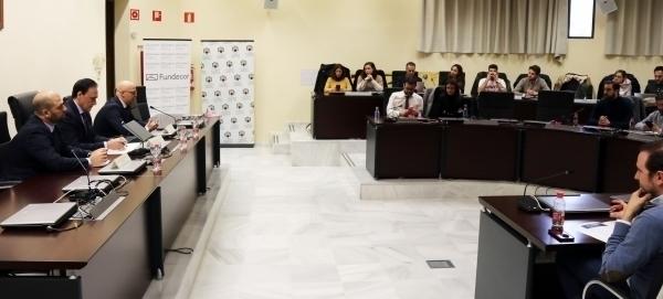 La UCO acoge un encuentro entre grandes empresas, emprendedores y pymes