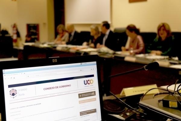 La Universidad de Córdoba aprueba una declaración de responsabilidad y compromiso social
