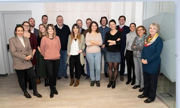 Europa apuesta por la inclusión y el apoyo social junto a ONCE y Caja Laboral Kutxa