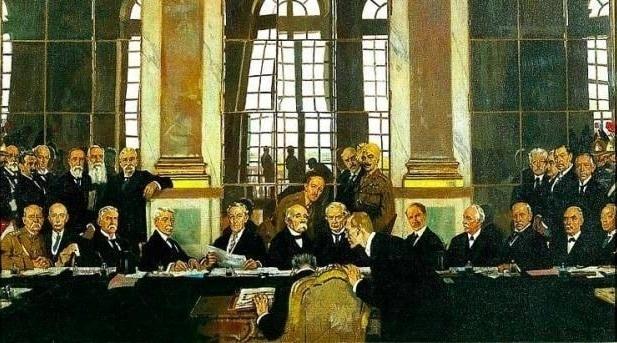 La Biblioteca Central de Córdoba exhibirá una muestra bibliográfica por el 100 aniversario del Tratado de Versalles
