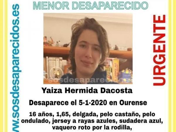 #NoSonBuenasNoticias: Desaparecida una menor de 16 años durante la cabalgata de Reyes de Ourense