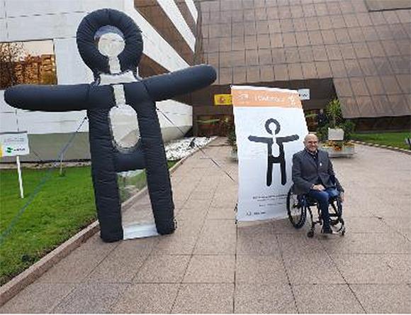 'DisOrganic': el nuevo Símbolo Internacional para visibilizar la Discapacidad Orgánica