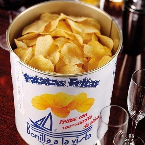 Unas patatas fritas gallegas, nominadas a los Oscar 2020