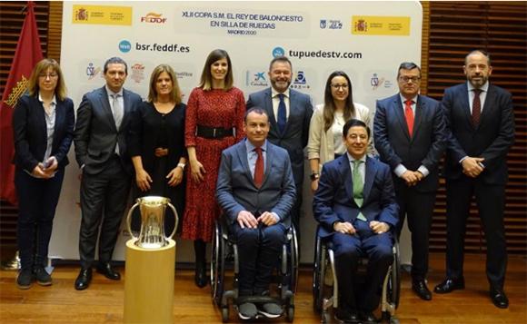 Numerosas estrellas mundiales del baloncesto en silla de ruedas se reunirán en la 42ª Copa del Rey
