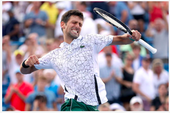 Fuente: Getty Images Djokovic