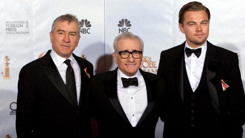 Leonardo DiCaprio y Robert De Niro subastan para la lucha contra ...