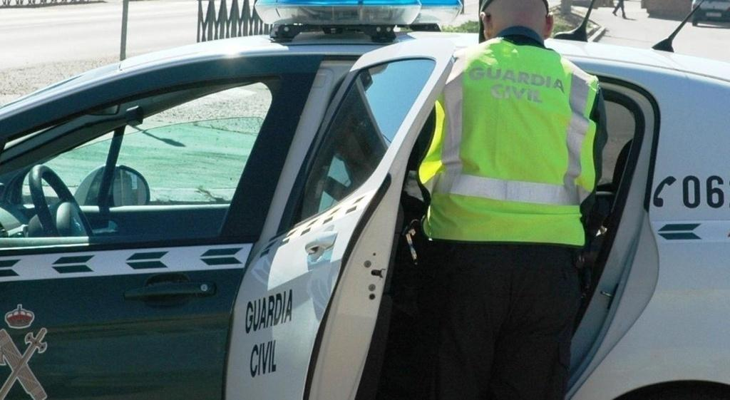 Guardia Civil.  Fuente: INE.es