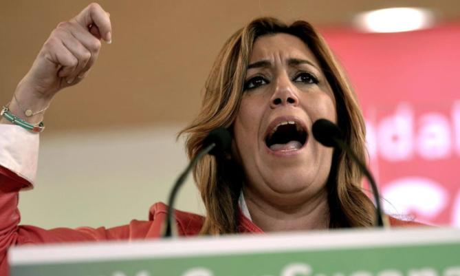 "[PSOE-A] Susana Díaz: ""El Conseller Andreu Mas-Collel debe dimitir por su discurso xenófobo"" 2020071614200498475"