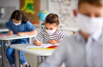 La vuelta a las aulas estará marcada por el uso obligatorio de mascarillas